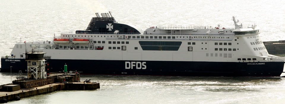 DFDS Flandres