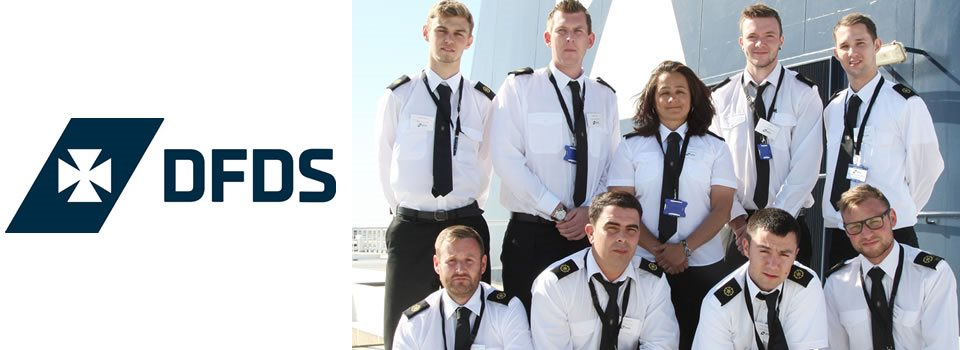 DFDS apprentices