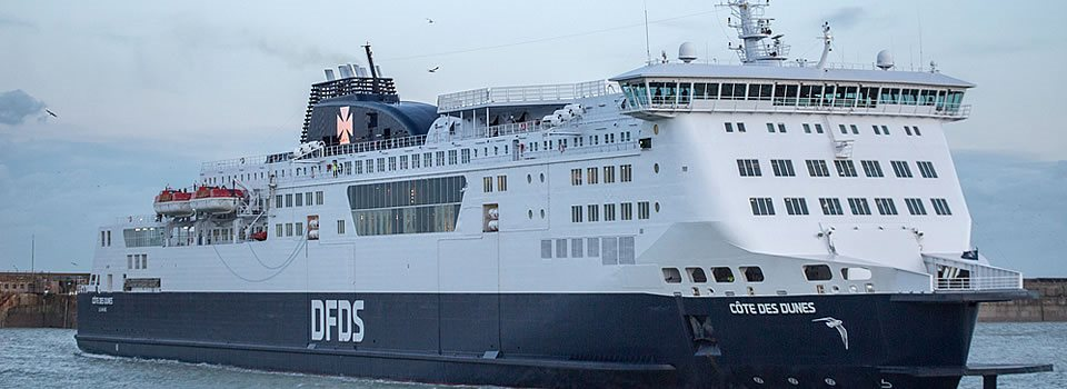 DFDS- new ship