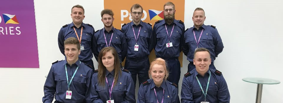 Nine of 2017 apprentice intake