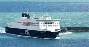 DFDS start construction of new ship for Dover-Calais Service