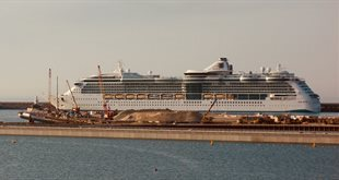 Western Docks Revival fuels Dover cruise growth