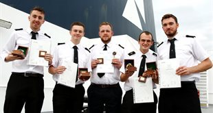 DFDS calls for new apprentices to boost the maritime industry