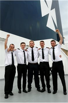 DFDS Apprentices 2018