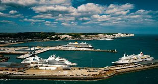 Port of Dover named best UK departure port 2019 by Cruise Critic