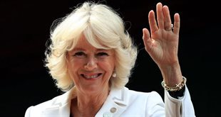 HRH The Duchess of Cornwall to name Saga's new cruise ship Spirit of Discovery