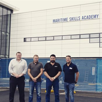 Maritime Skills Academy Partner with MAST, Aviation Specialists