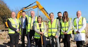 Megger powers up new investment in Dover