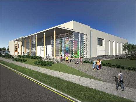 New Leisure Centre