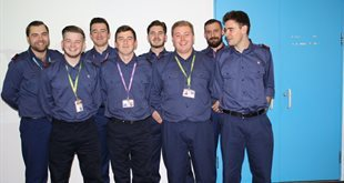 Eight Kent youngsters graduate from P&O Ferries apprenticeship scheme