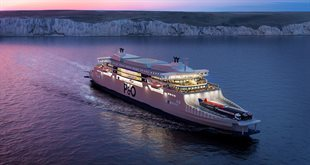 P&O Ferries release first images of new Dover super-ferries