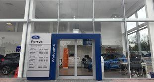 Perrys Motor Sales opens doors at new Ford dealership in Dover