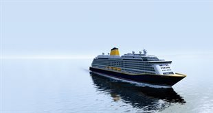 Saga to name first new-build cruise ship, Spirit of Discovery, in Dover on July 5th, 2019