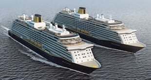 Saga's twin 'Spirits' chart course for inaugural cruises from Dover in 2019 and 2020