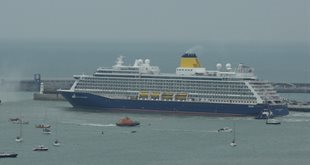 Spirit of Discovery arrival marks key stage in Port of Dover investment