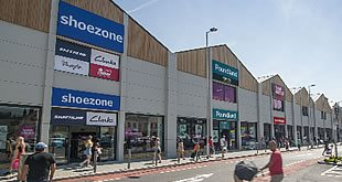 St James Dover retail and leisure development boosts town centre footfall
