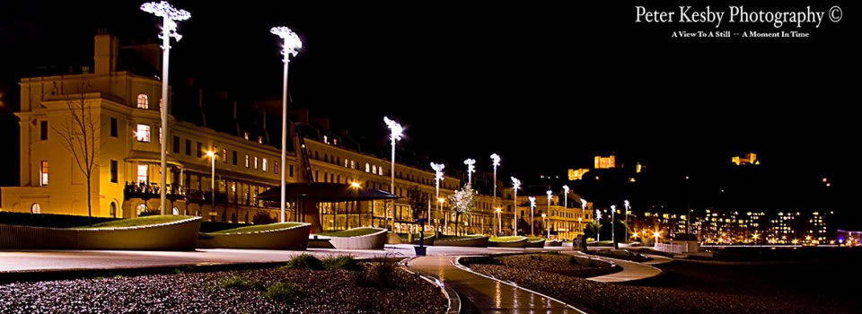 Dover-Seafront-at-night
